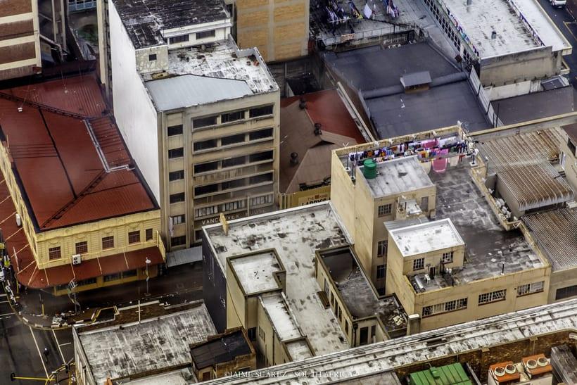 Top of Africa - Johannesburg CBD desde las alturas. 3