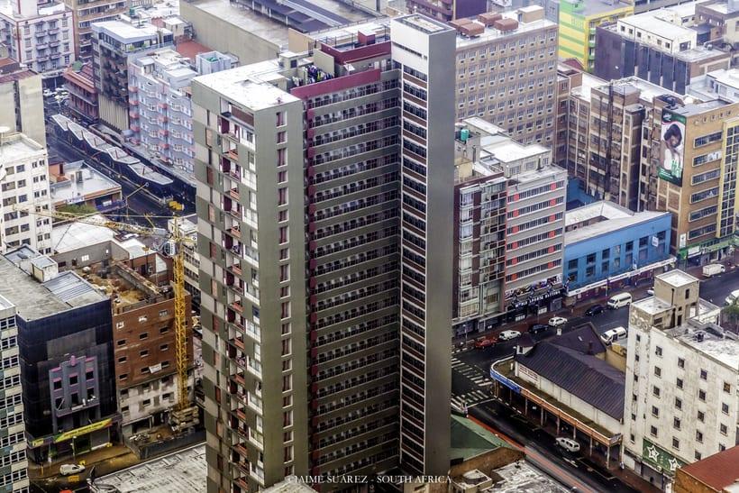 Top of Africa - Johannesburg CBD desde las alturas. 7