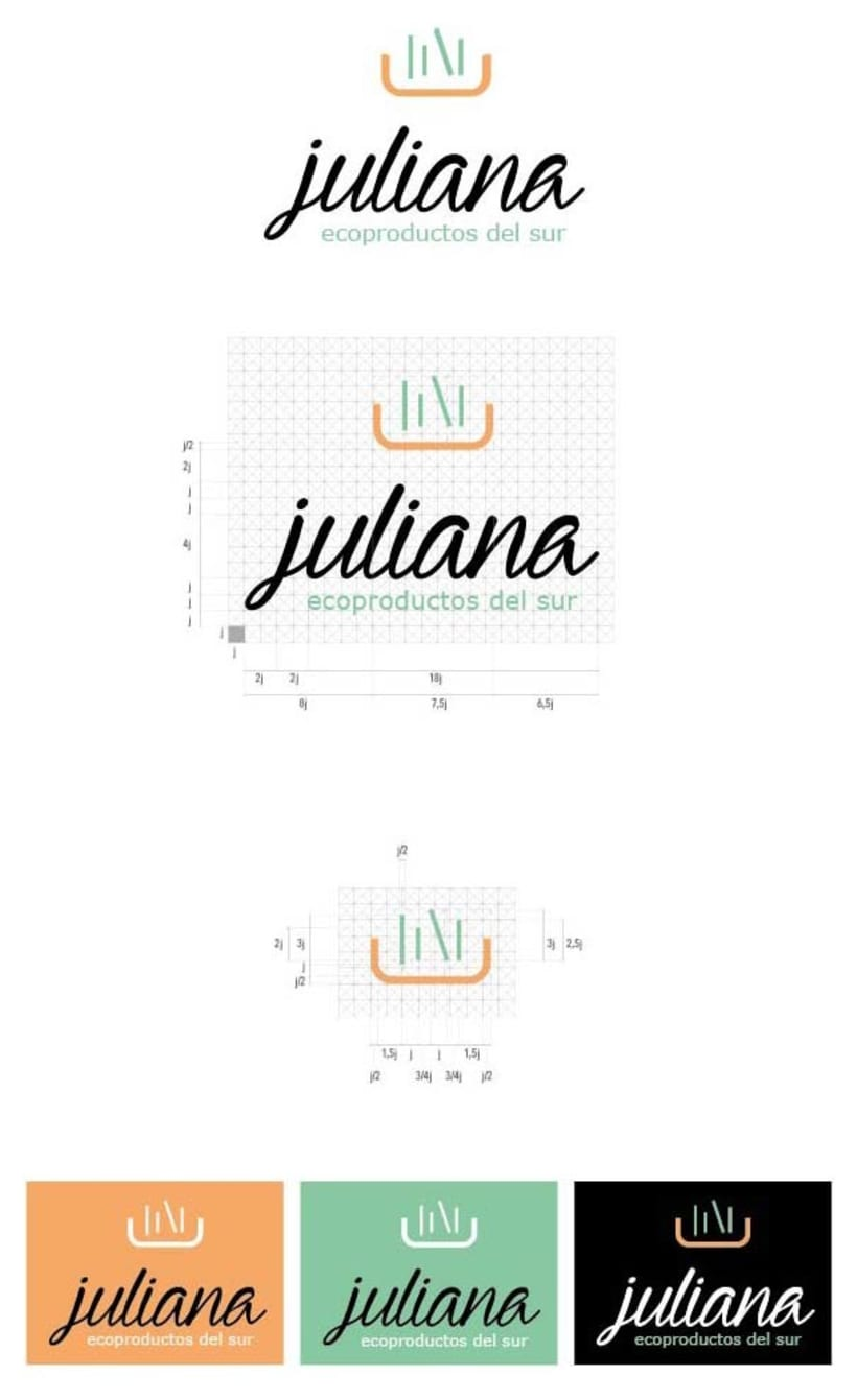 "identidad corporativa ""juliana"" 1"