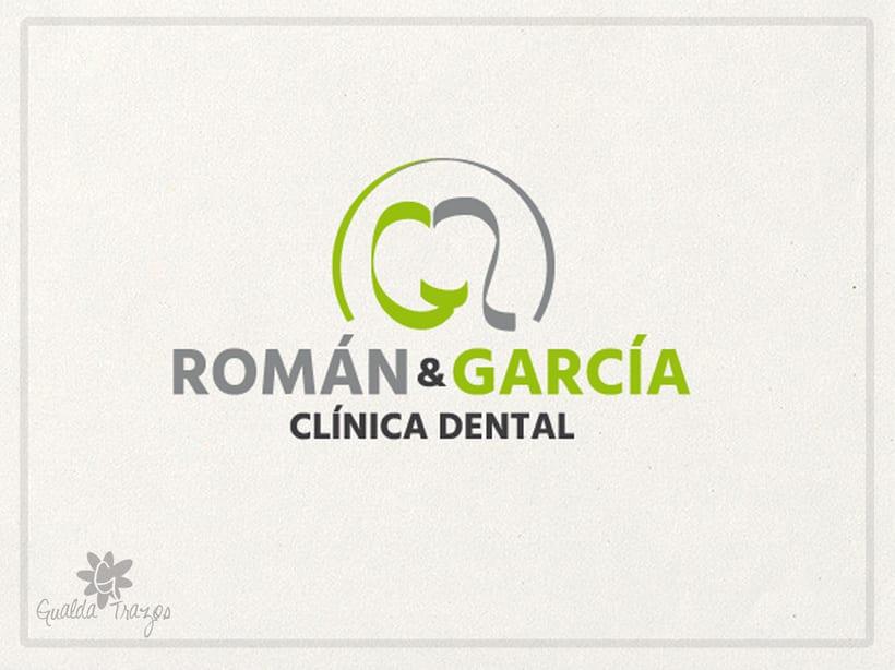 Imagen corporativa para Clínica Dental  0