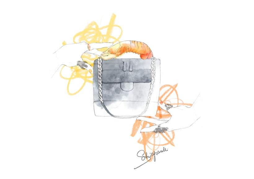 Schiaparelli's bags collection 1