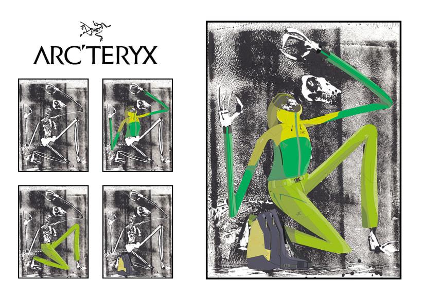 Proyecto moda Arc'teryx 10