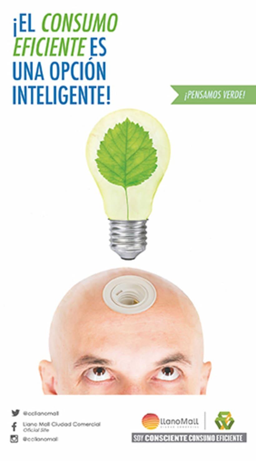 """-Campaña """"Pensamos Verde""""- 1"""