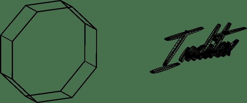 Mi Proyecto del curso Identidad corporativa bi y tridimensional ITSMESTELS 4