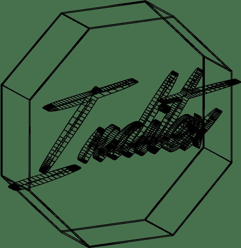 Mi Proyecto del curso Identidad corporativa bi y tridimensional ITSMESTELS 5
