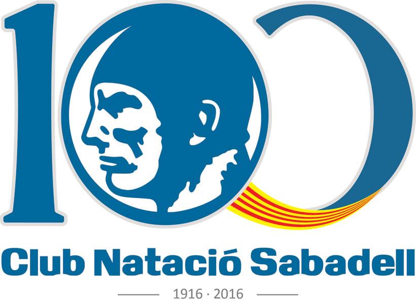 Logo Club Natació Sant Andreu (2º puesto) 0