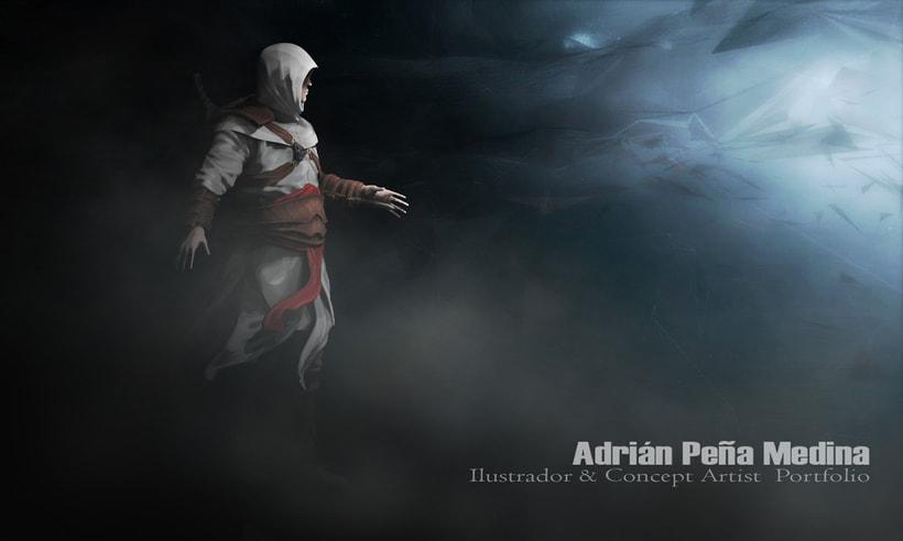 Adrián Peña PortFolio 0