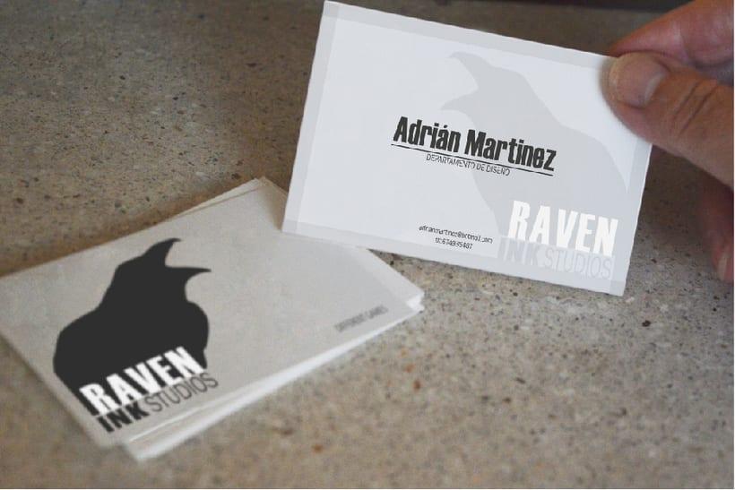 Raven Ink Studios 4