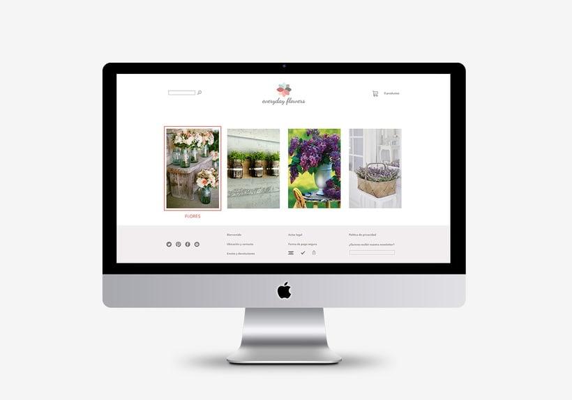 Diseño de marca y página web 1