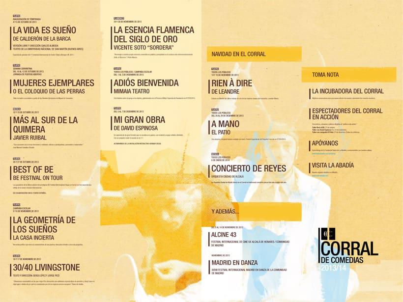 El Corral  Temporada 2013/14 - Sábana Temporada 1