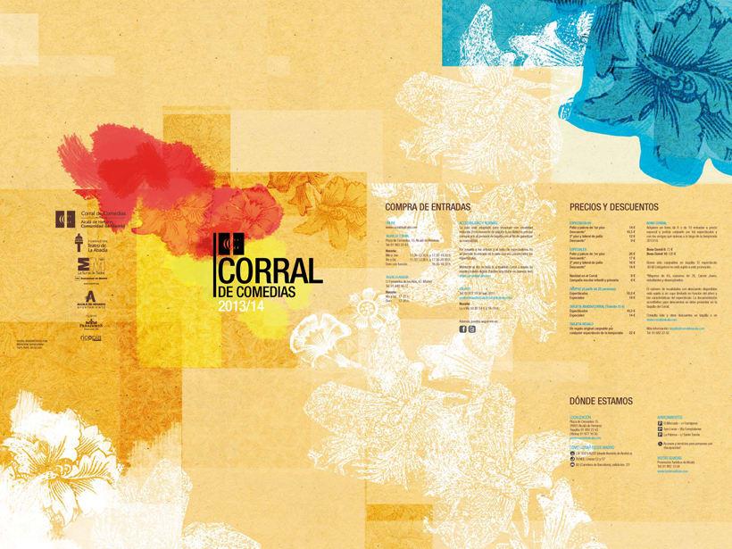 El Corral  Temporada 2013/14 - Sábana Temporada 2