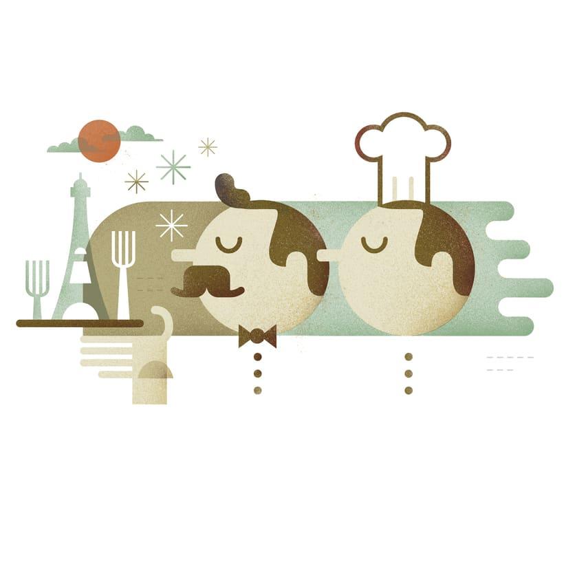 REVISTA GENTLEMAN: Tendencias en gastronomía 1