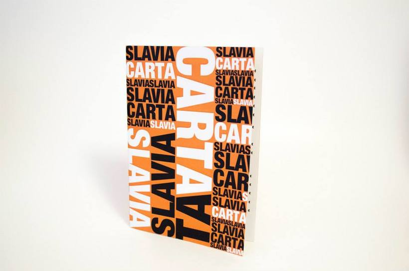 """Slavia"" Carta para el Bar  0"