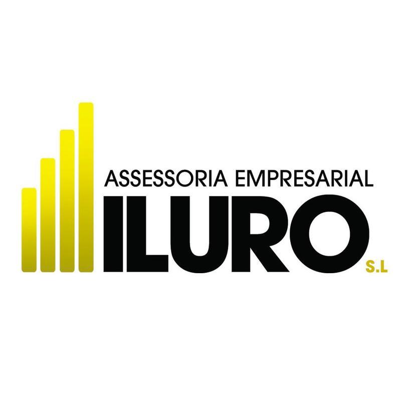 """""""Assessoria Iluro"""" Imagen coporativa 2"""