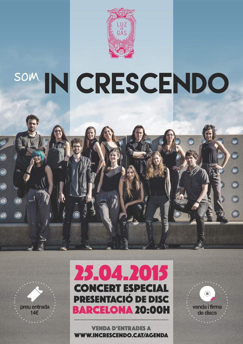 Álbum 'Som In Crescendo' 2
