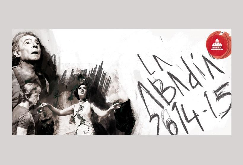 Teatro de La Abadía. Propuesta Temporada 2014/15 0