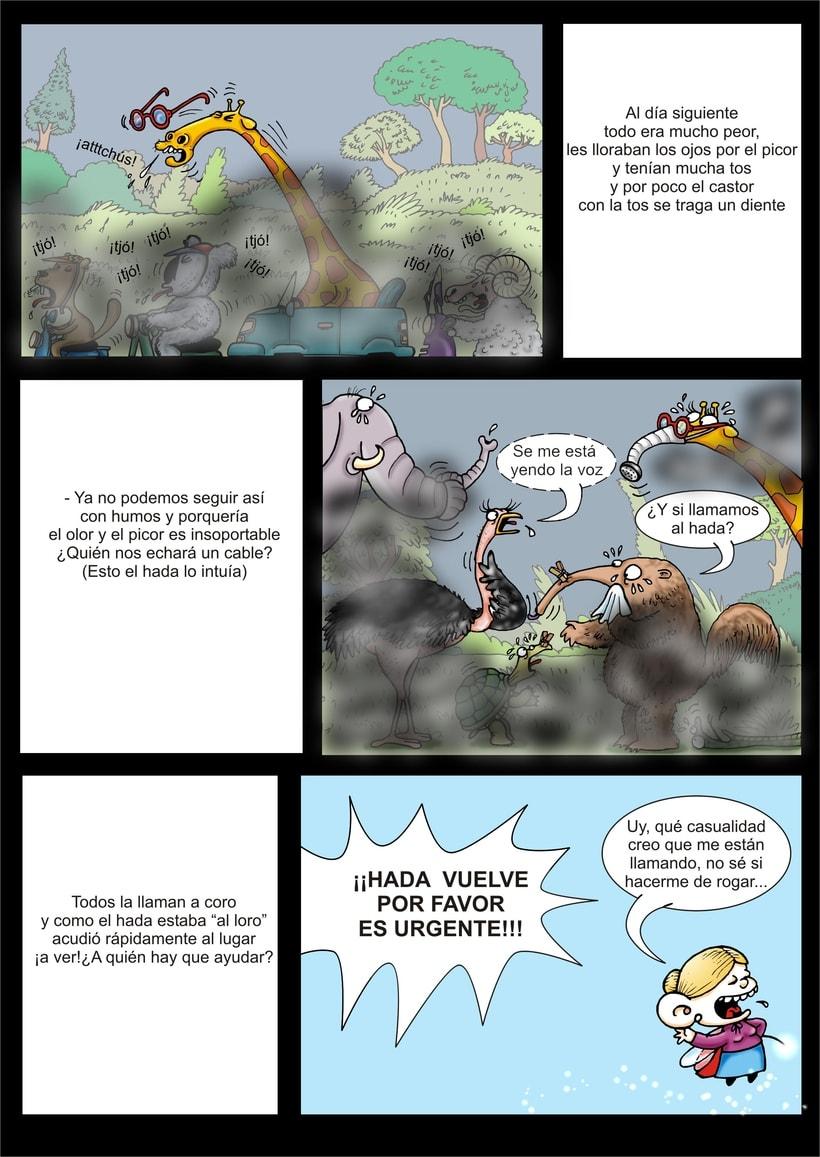 cómics 8
