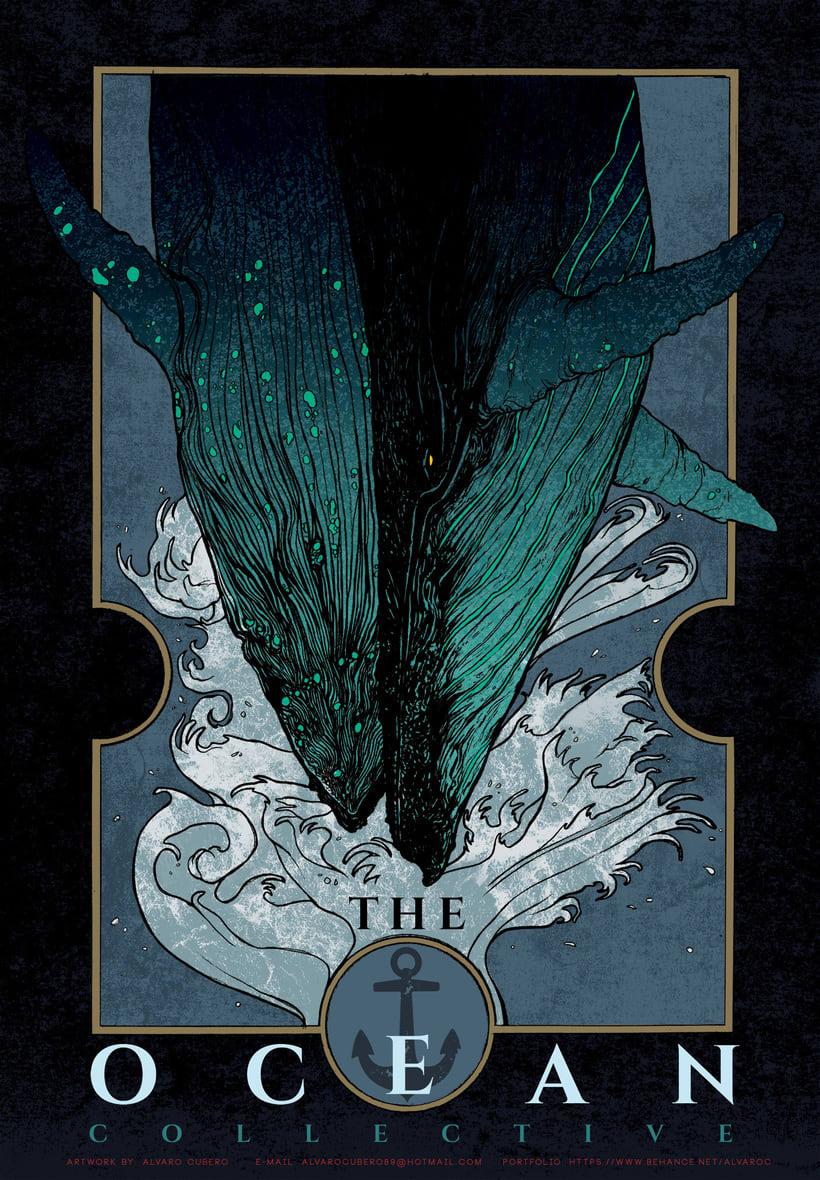The Ocean Tribute Poster 0