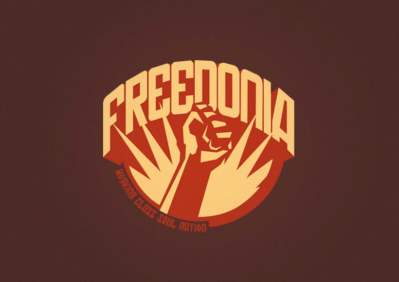 Freedonia. Logo -1