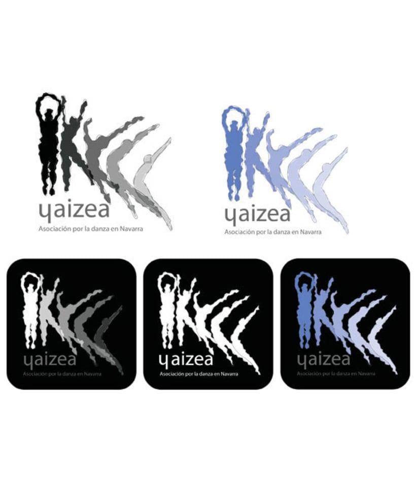 Diseño de logotipo para Yaizea 2