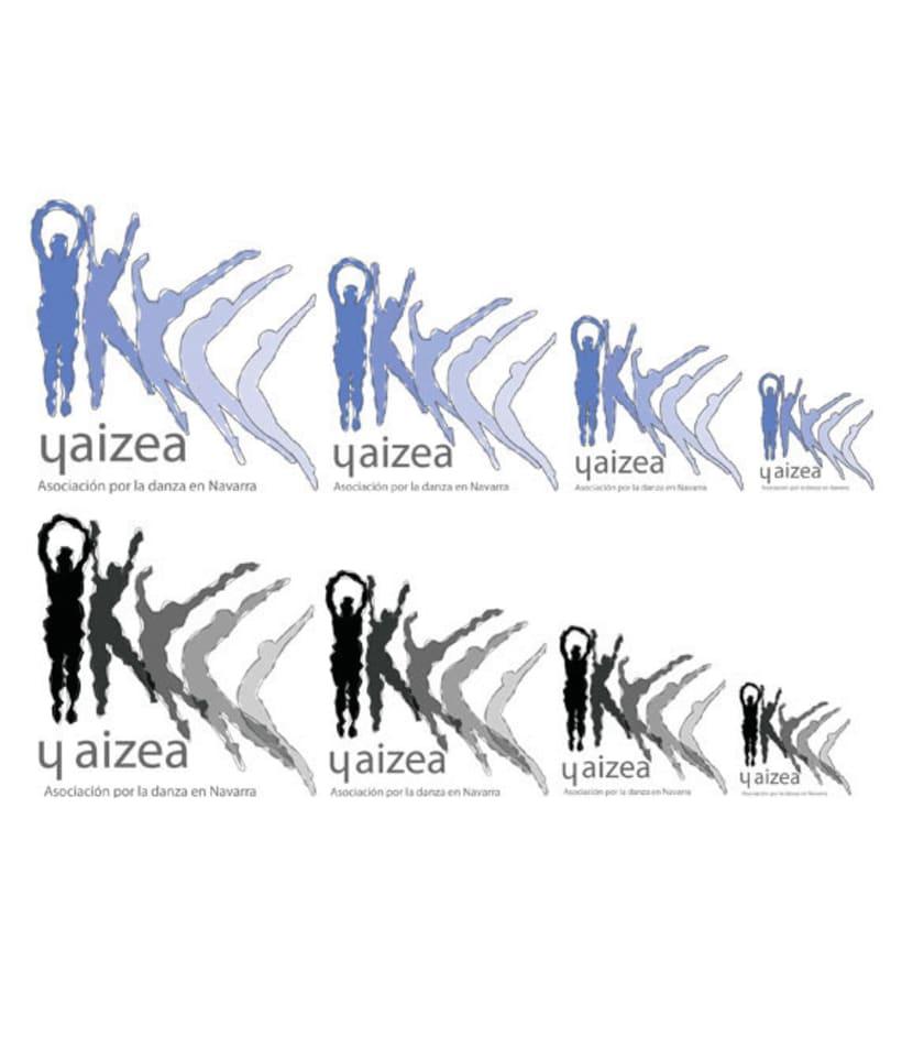 Diseño de logotipo para Yaizea 1