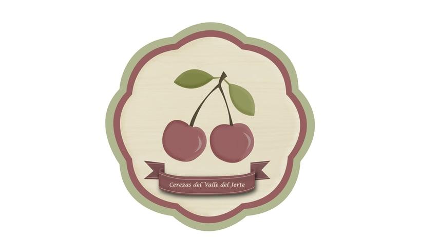 Logotipo Cerezas 0