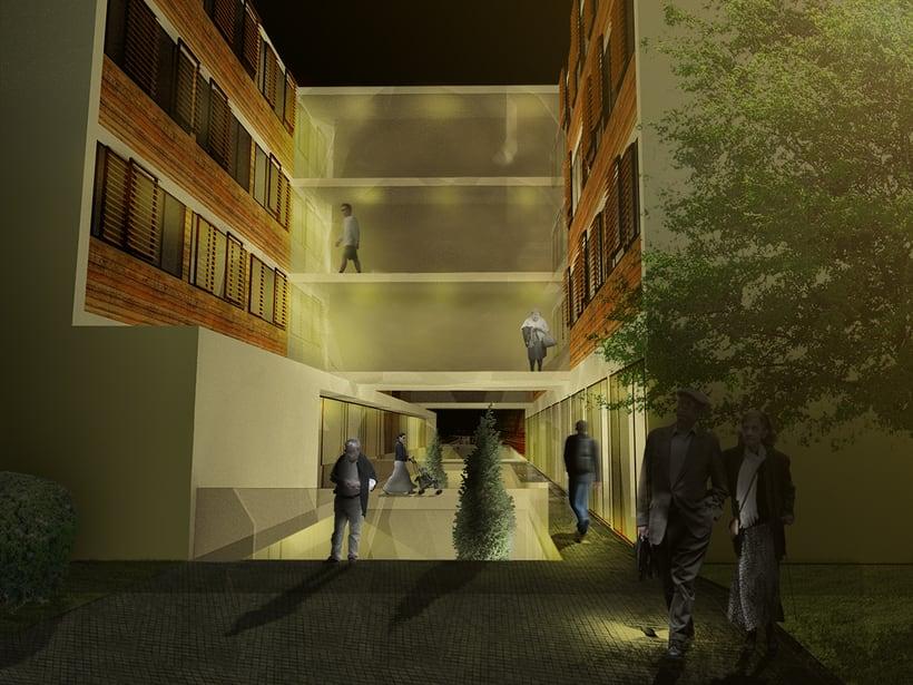 Centro Sociosanitario en Cabueñes 3