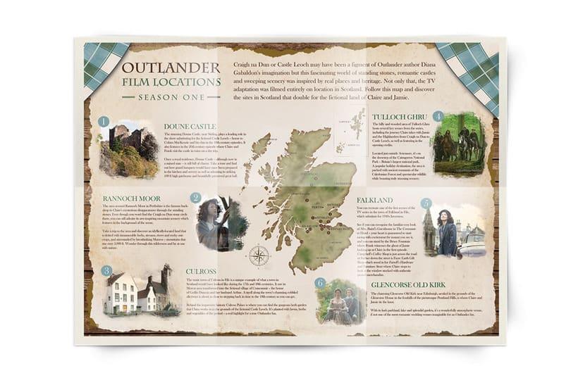 Outlander & VisitScotland 1