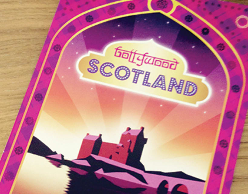 Bollywood Scotland map 0