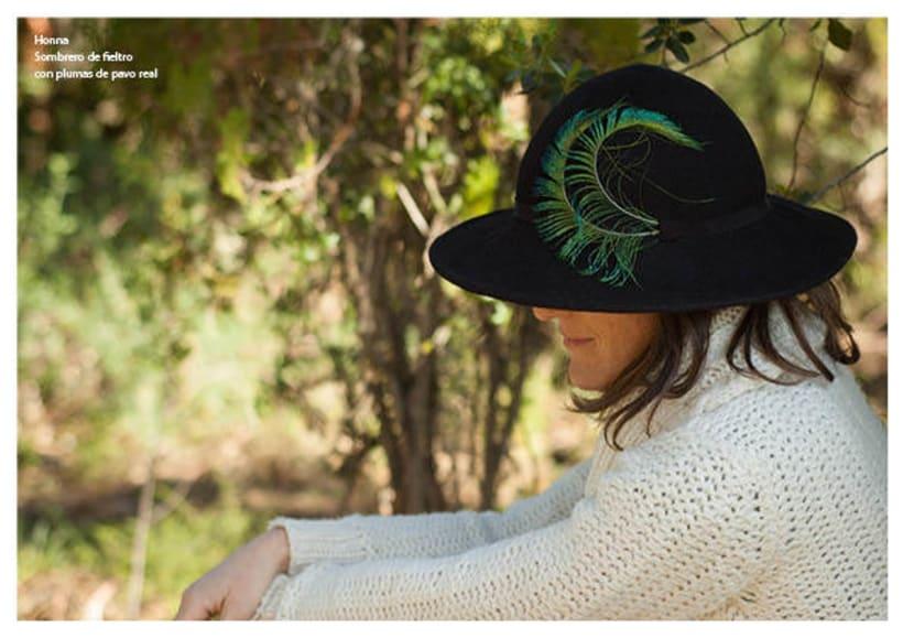 Diseño de accesorios - Tocados y sombreros 1