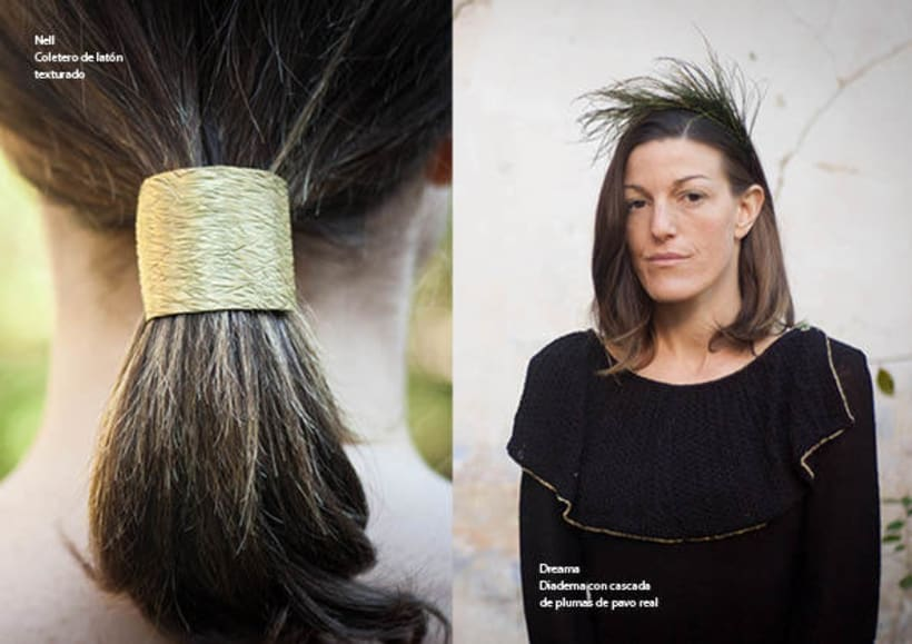 Diseño de accesorios - Tocados y sombreros 7