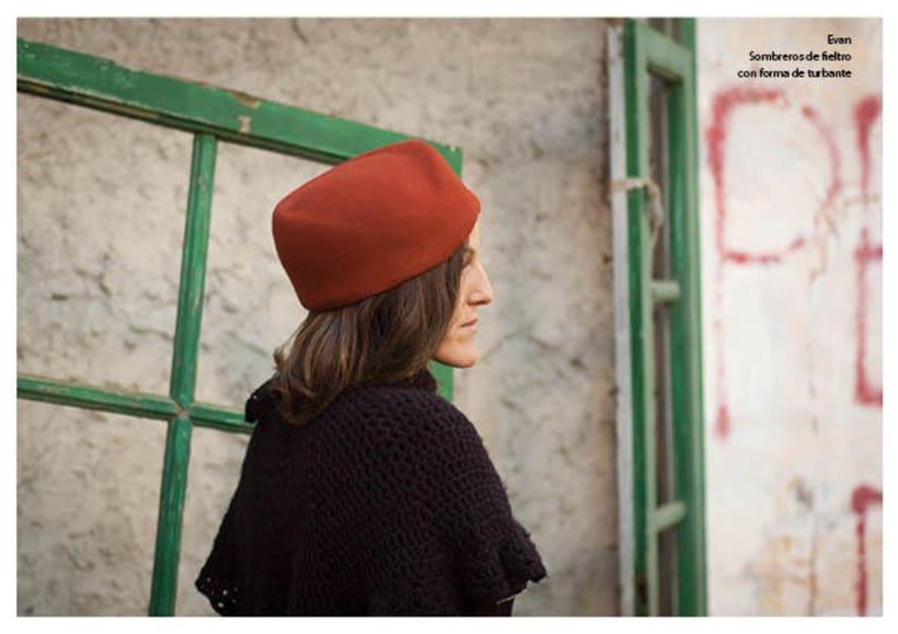 Diseño de accesorios - Tocados y sombreros 14