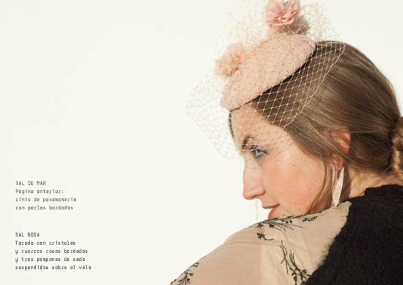 Diseño de accesorios - Tocados y sombreros 8