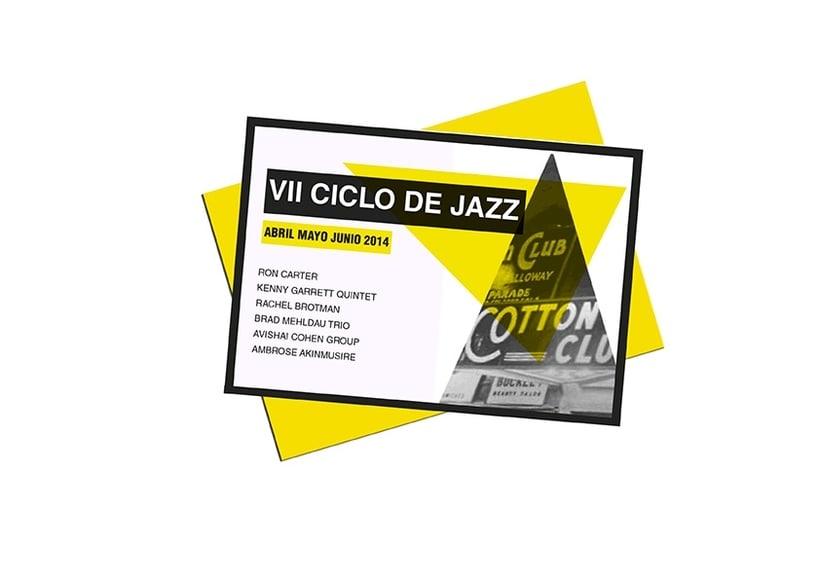 Folleto ciclo de jazz -1