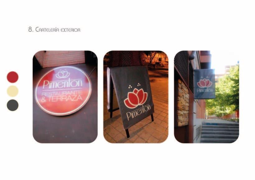 Restaurante Pimentón. Imágenes -1