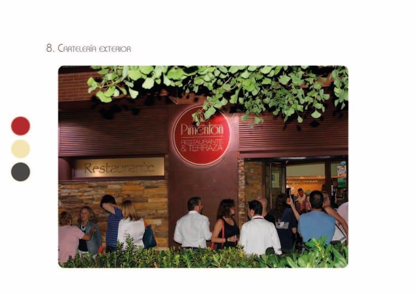 Restaurante Pimentón. Imágenes 0