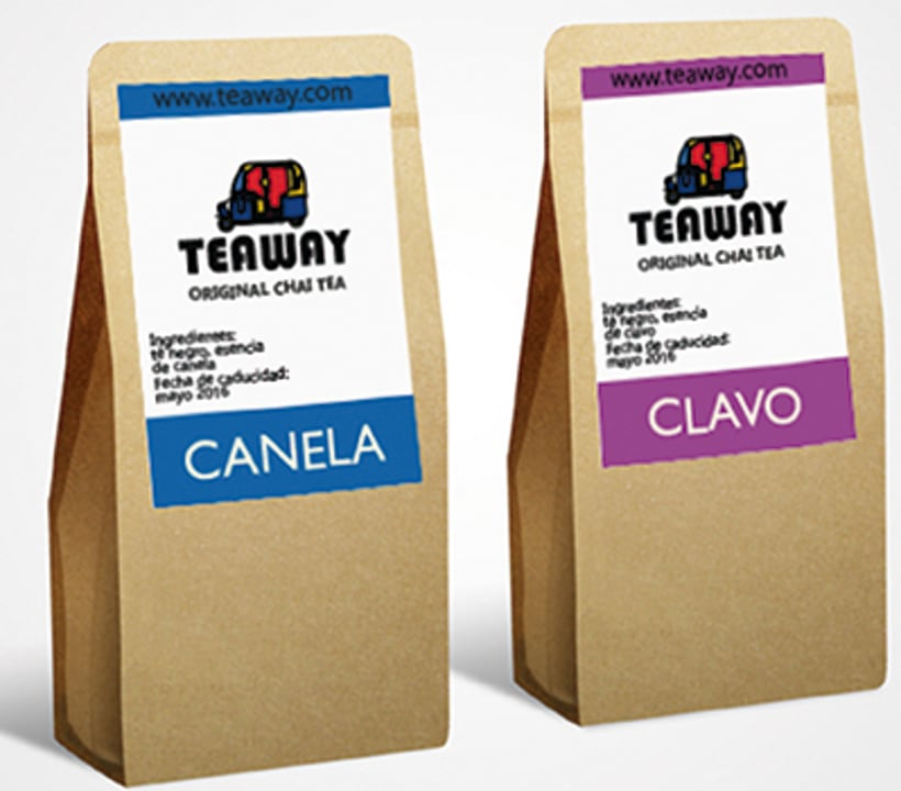 Teaway -1