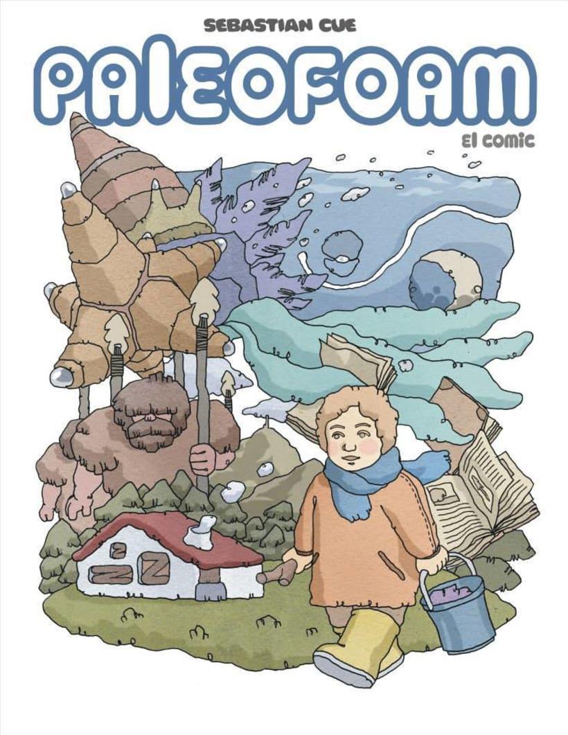 Paleofoam Comic-book 0