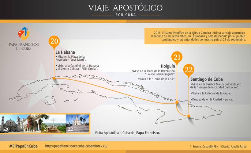 Viaje apostólico por Cuba -1