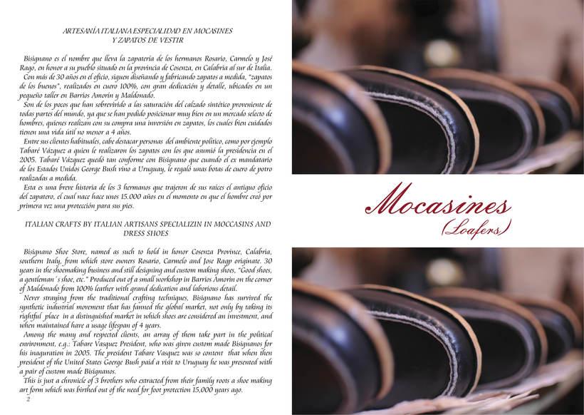 Zapatería Bisignano (branding) 1