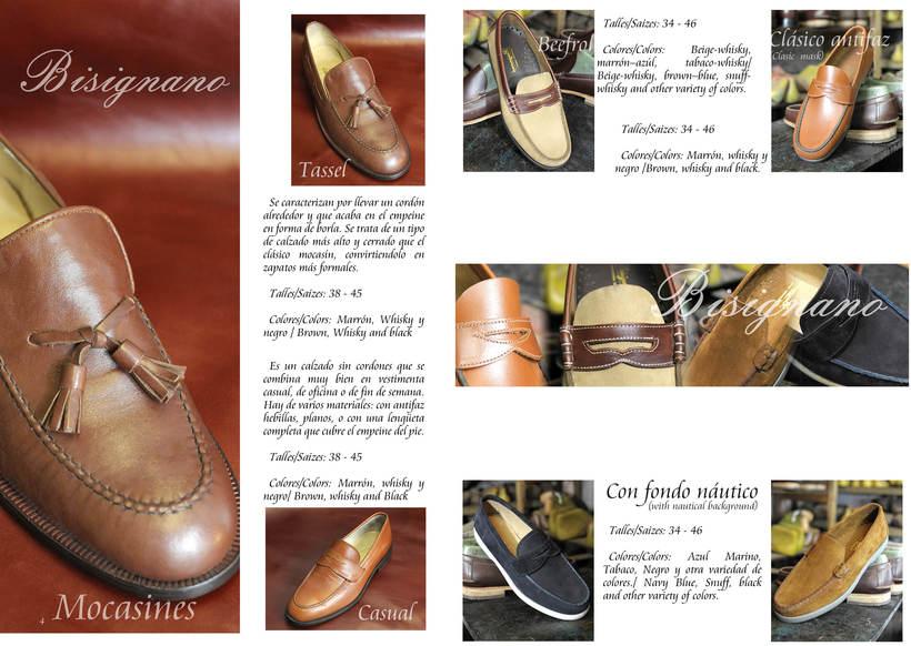 Zapatería Bisignano (branding) 2
