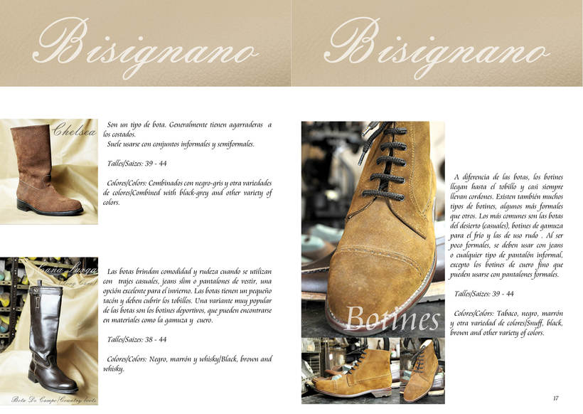 Zapatería Bisignano (branding) 8
