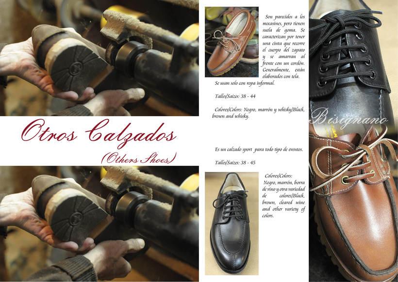 Zapatería Bisignano (branding) 9