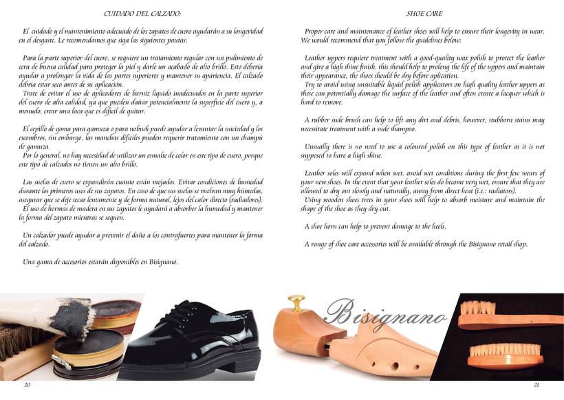 Zapatería Bisignano (branding) 10