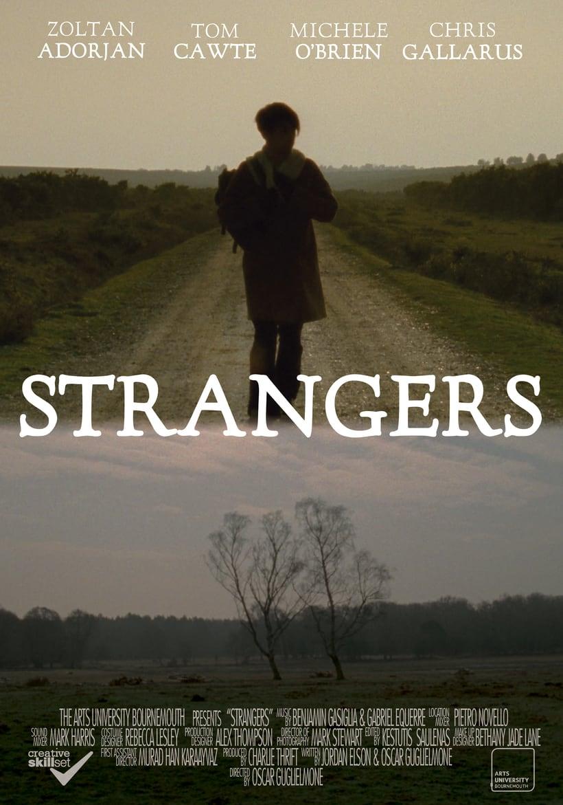 Strangers (shortfilm) Poster -1