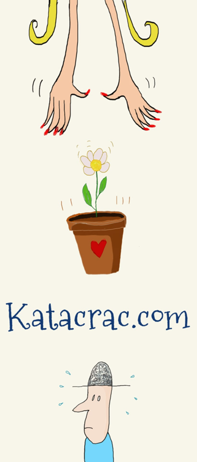 Katacrac.com Tienda on-line de rock y un poco de roll... Imagen, camisetas, diseños varios... 0
