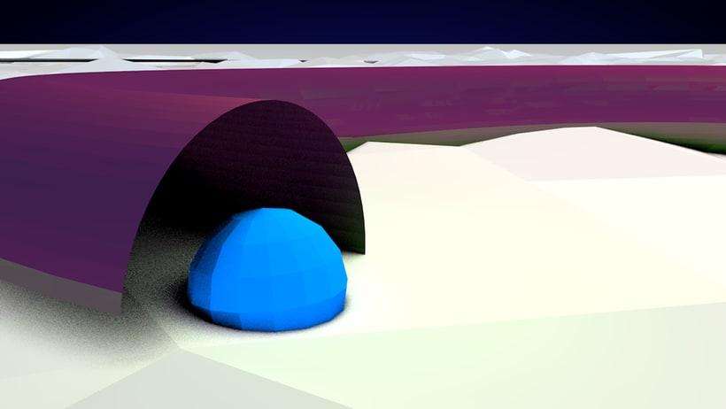 Animación 3D: La esfera 0