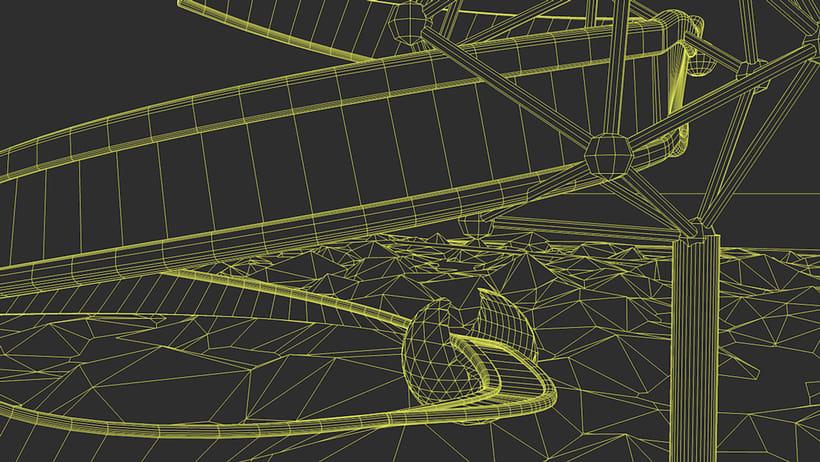 Animación 3D: La esfera 6