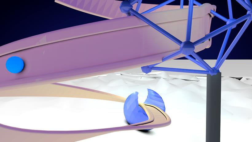 Animación 3D: La esfera 4