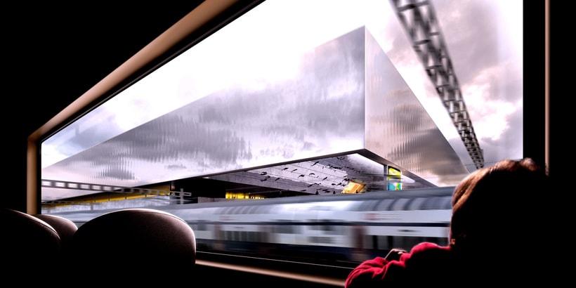 Malley Sports Complex, Switzerland. Colaboración con Ulargui arquitectos 0